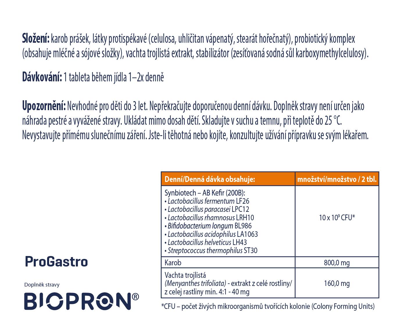 Biopron ProGastro